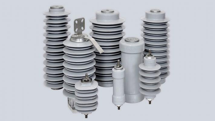 image mittelspannungsableiter 711x400 - سرج ارستر - سیستم های حفاظت در برابر صاعقه و سرج